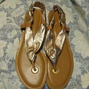 Banana republic sandals size 9M